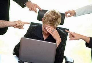 acoso psicologico en el trabajo