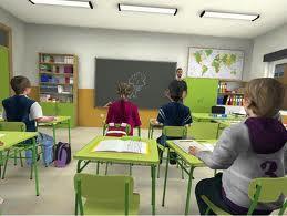 Imagen de un entorno virtual del Aula Nesplora