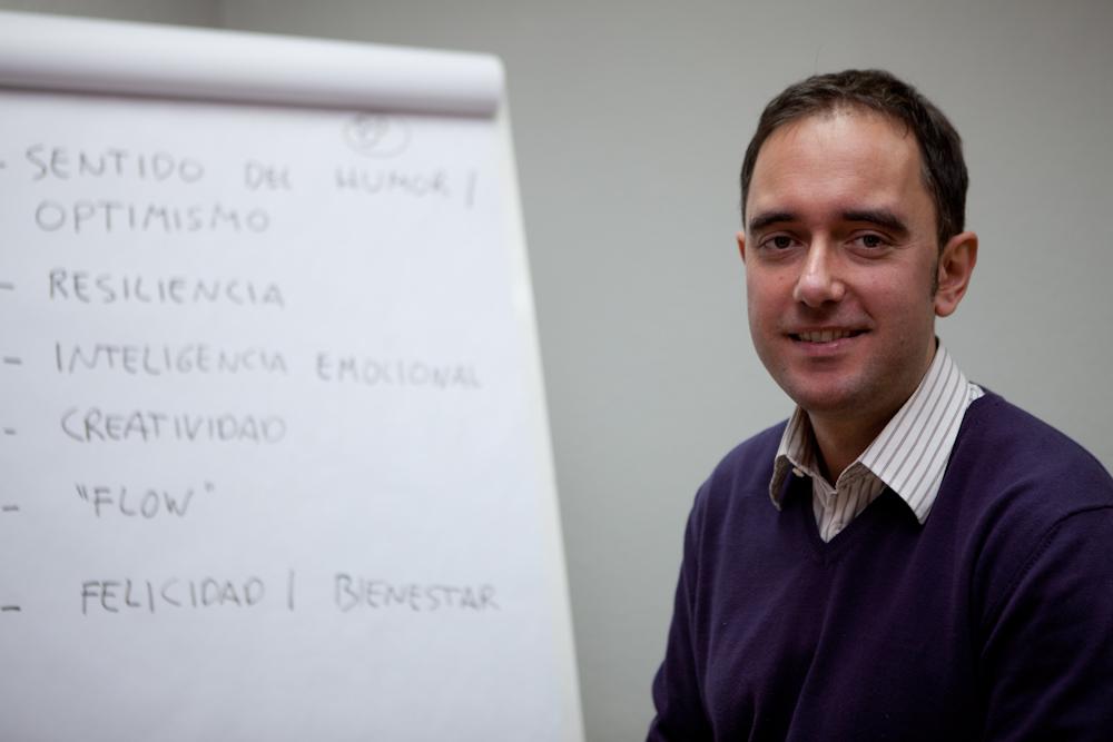 Antoni Martínez, psicólogo.