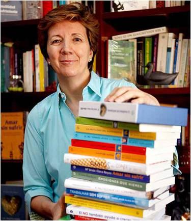 """La psicóloga Mª Jesús Álava es autora de """"La buena educación""""."""