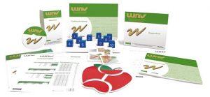 Conjunto del material desarrollado para la evaluación WNV