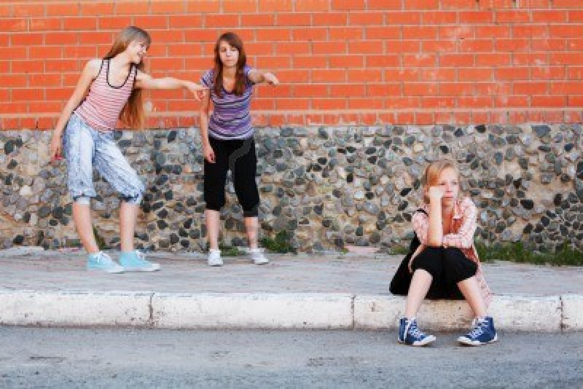 adolescentes conflicto