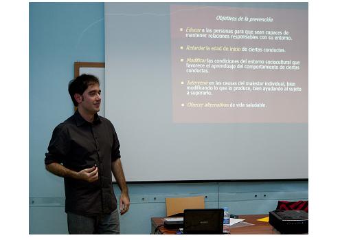 Antoni Martínez es especialista en Psicología Positiva.