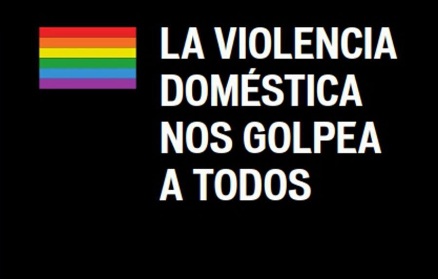 violencia dometica gays