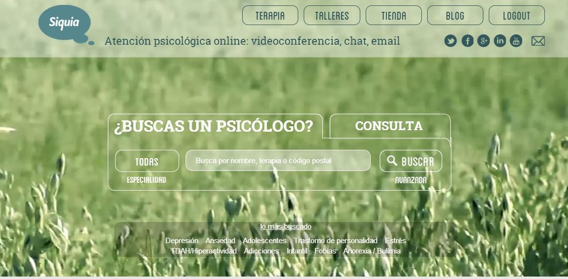 web psicologos online