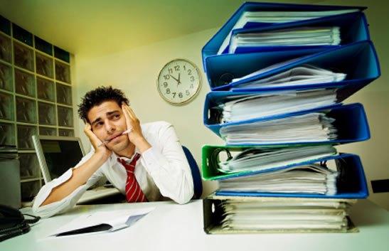 Consejos para prevenir el estrés laboral