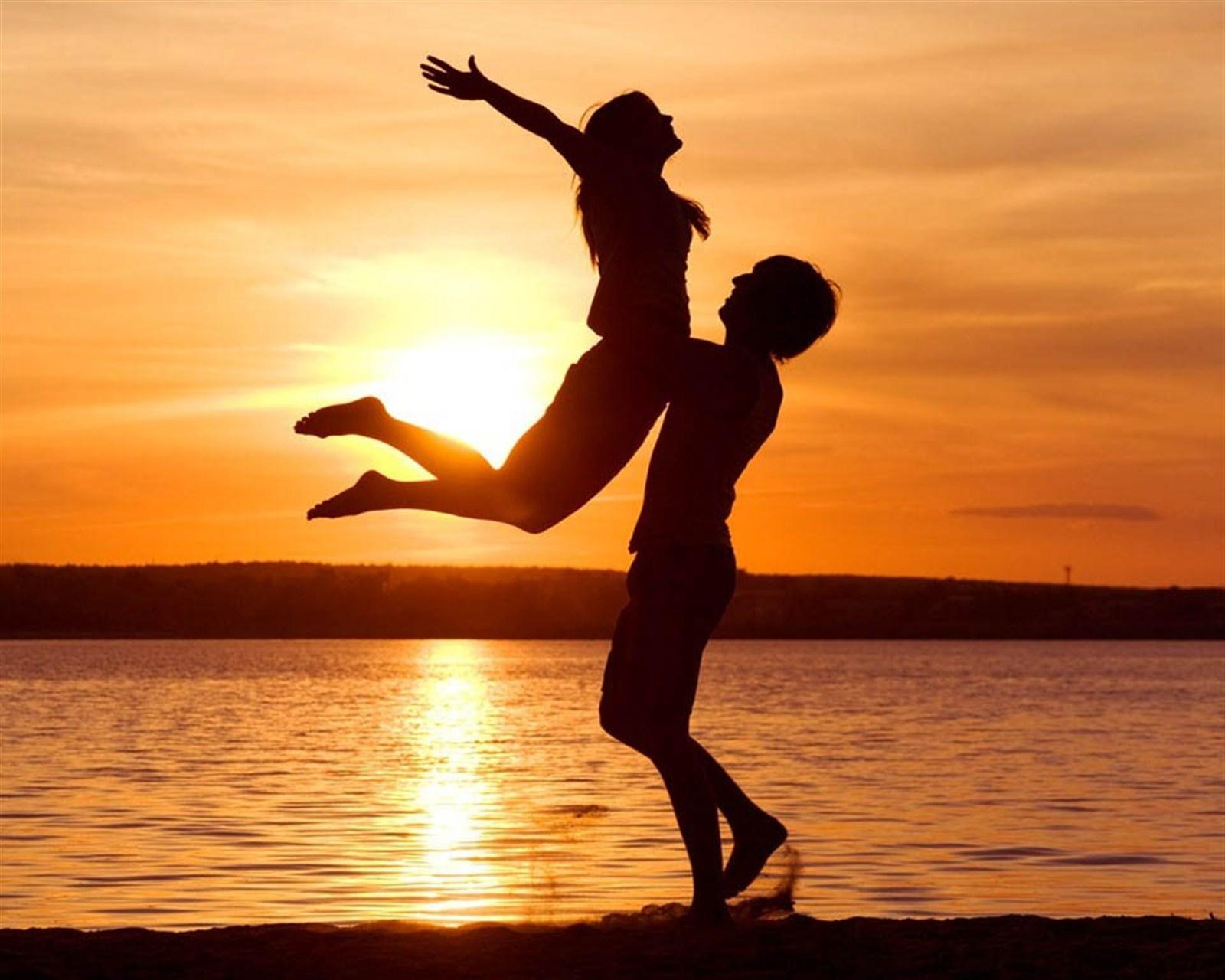 el amor en pareja