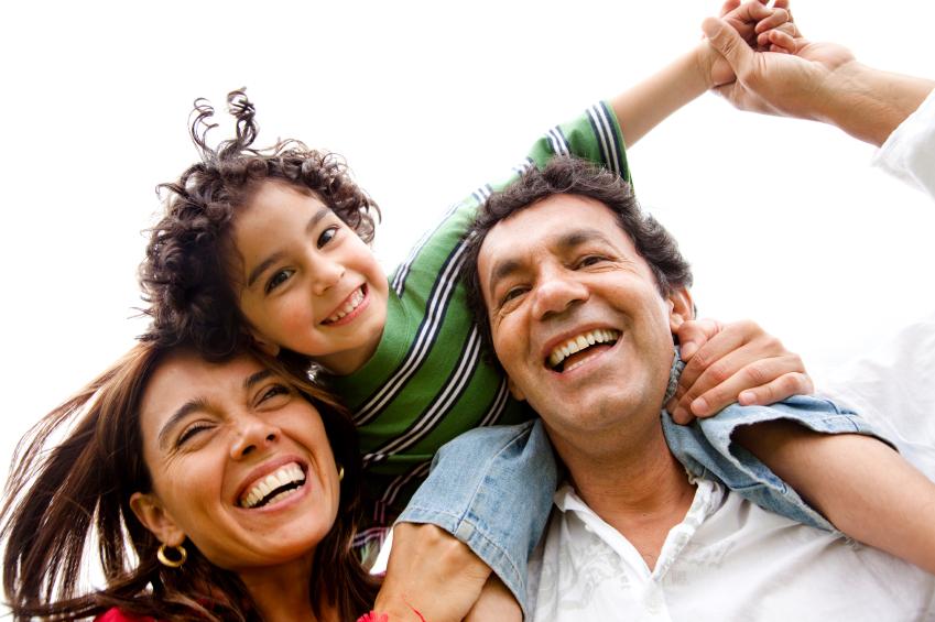 la liga de las emociones en familia