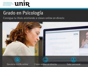 psicologia unir