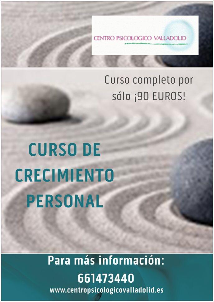 CURSO DE CRECIMIENTO PERSONAL