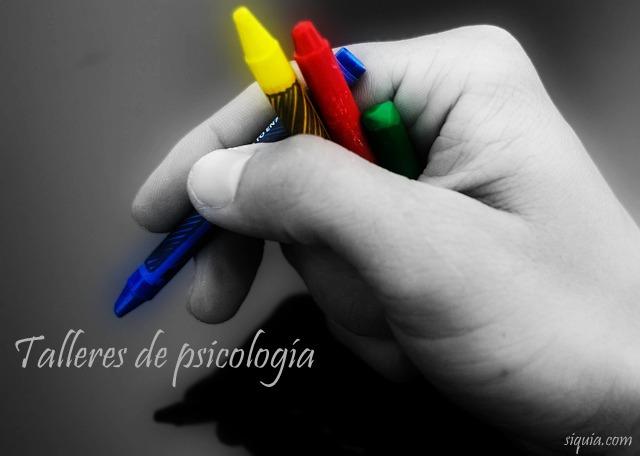 Talleres psicología