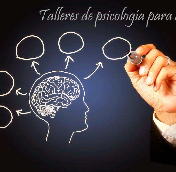 Talleres de psicología para adultos