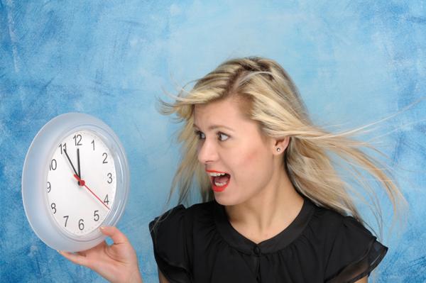 Evita que el reloj se coma tu día con estos 5 prácticos consejos