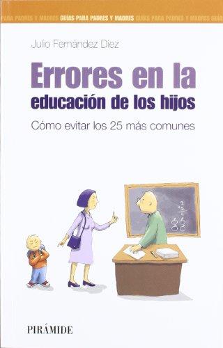 errores educación