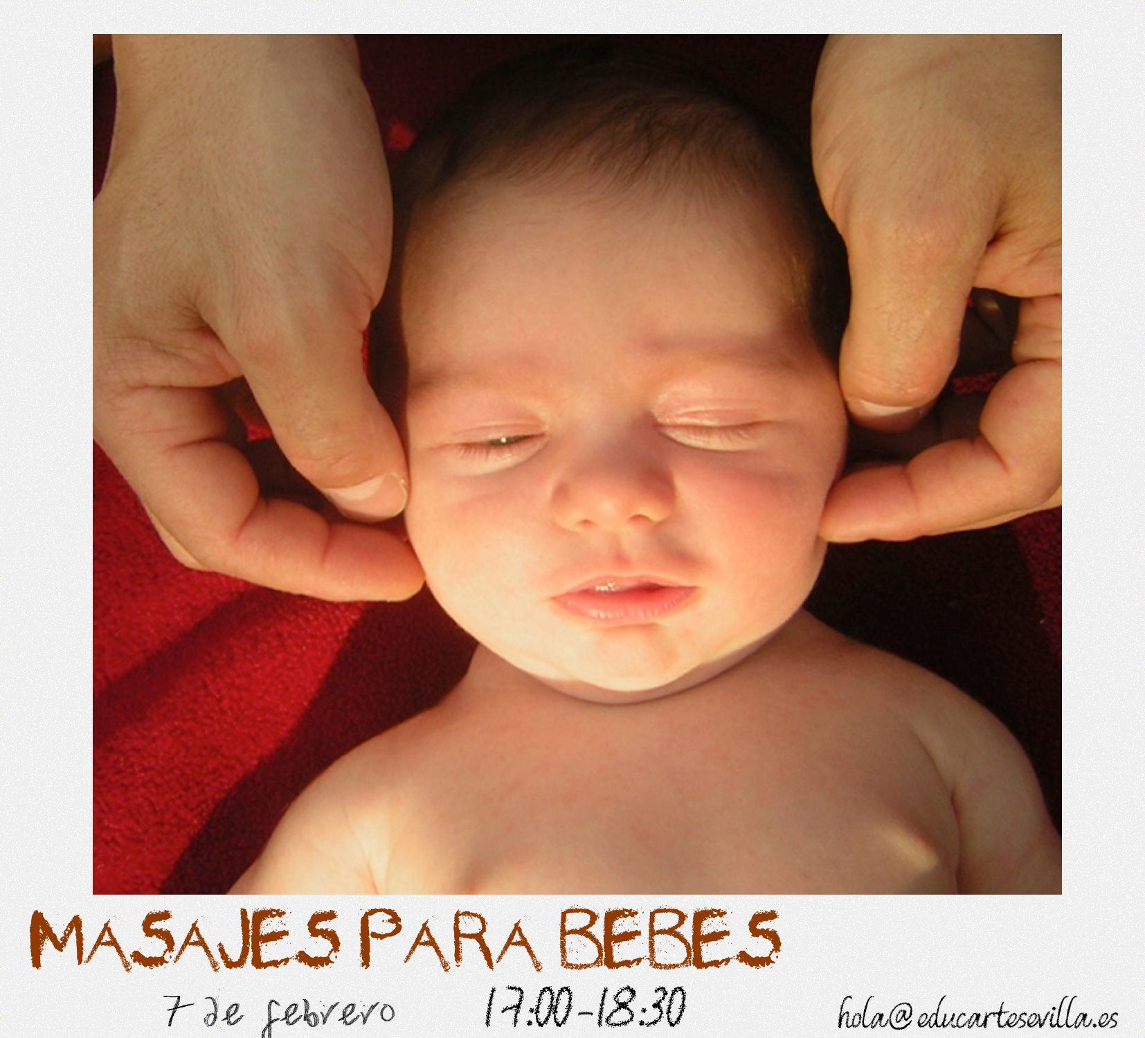 masajes bebes