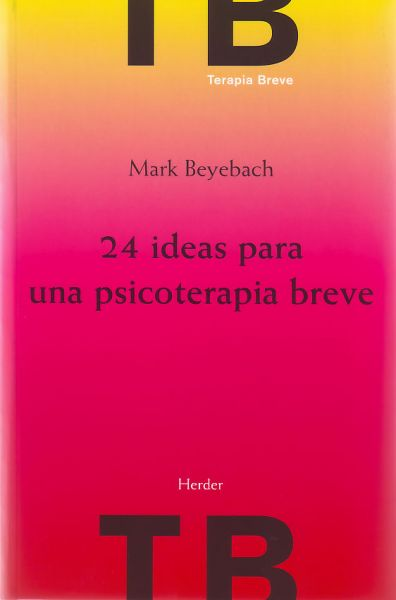 24 ideas psicoterapia breve