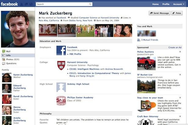 experimento facebook