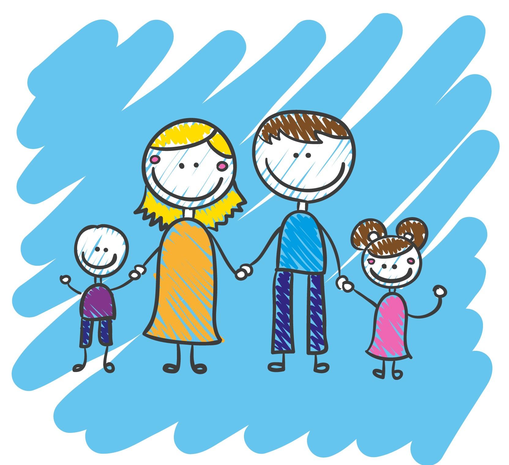Resultado de imagen para EN QUÉ FAMILIA NACISTE ? dibujos