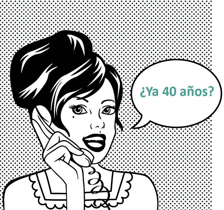 Psicología de la crisis de los 40: ¿Miedo a hacerte mayor o a dejar ...