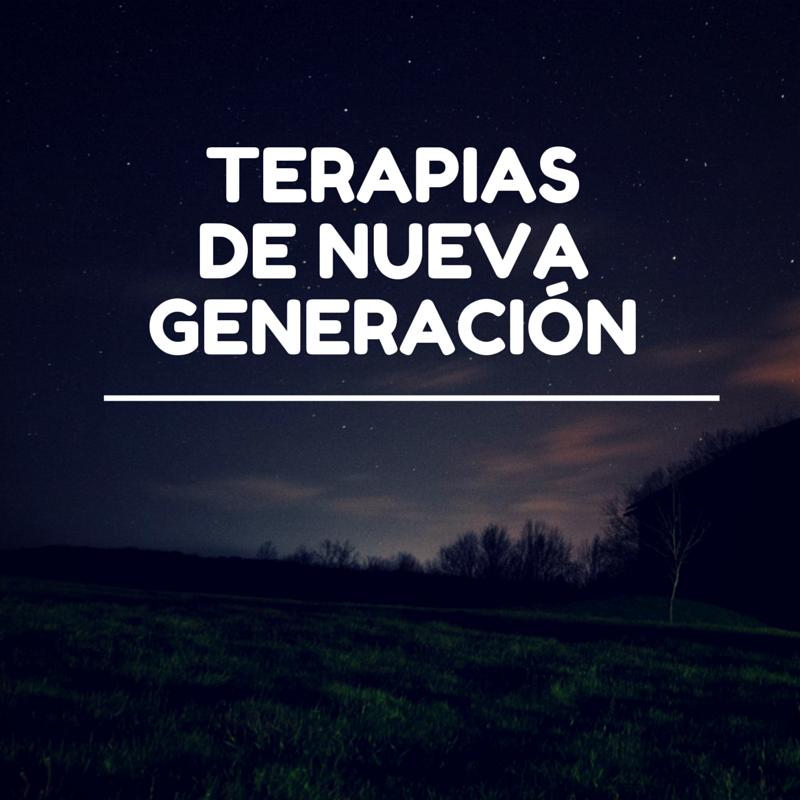 terapias de nueva generacion