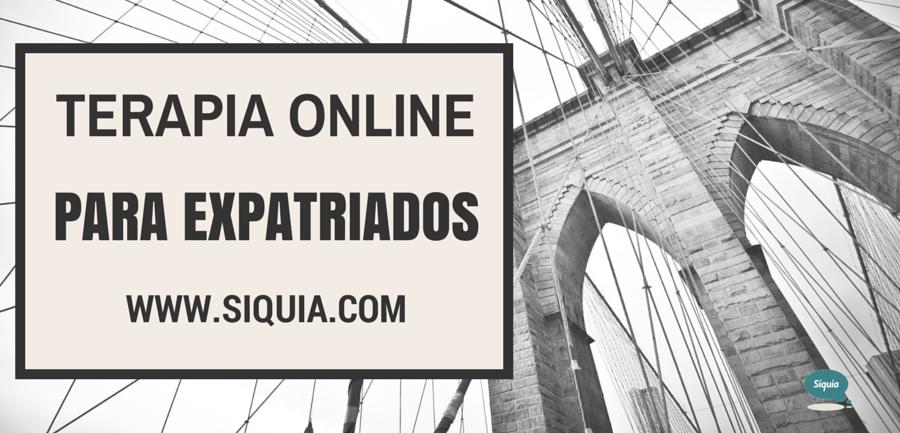 PSICOLOGO ONLINE EXPATRIADOS SIQUIA