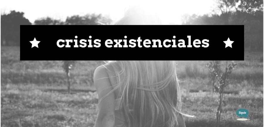 psicologo crisis personal