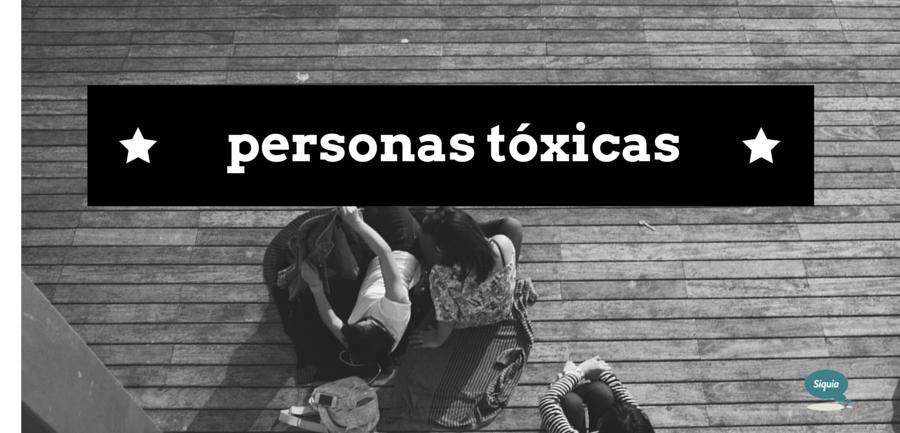 terapia personas toxicas