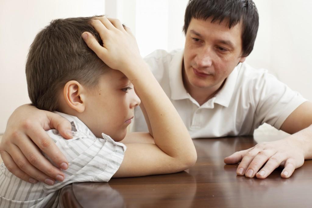 divorcio explicar hijos