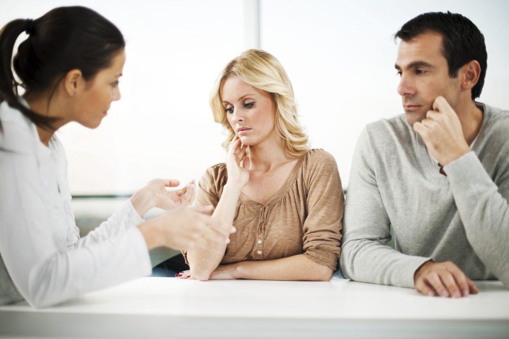 pautas terapia de pareja