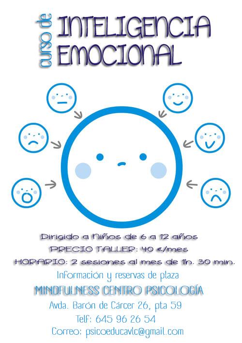 Curso De Inteligencia Emocional Para Niños En Valencia | Siquia    Psicólogos Online