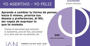 """""""Yo Asertivo - Yo Feliz"""""""