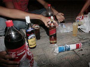 botellon adolescentes