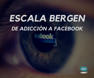 escala bergen adiccion facebook