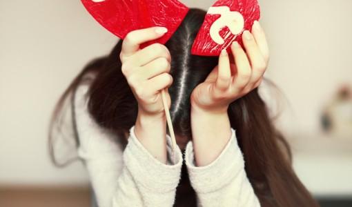 corazon roto pareja