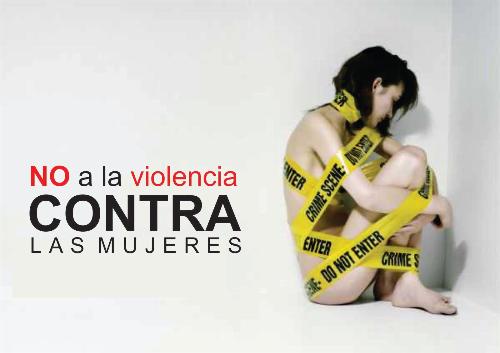 no violencia mujeres