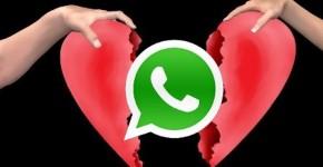 romper pareja whatsapp