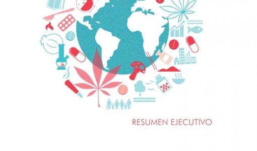 informe drogas 2016