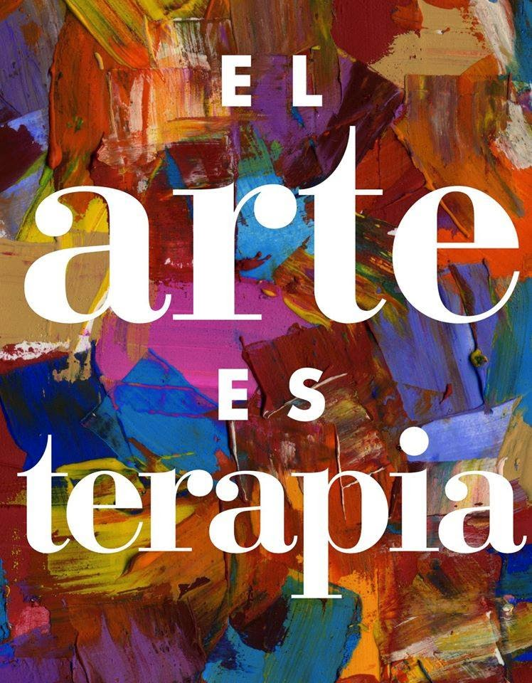 el arte es terapia