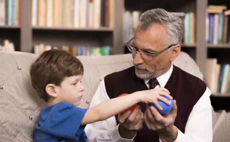 terapia infantil psicologo
