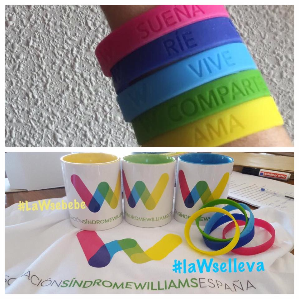 Campaña social de la Asociación Síndrome de Williams España