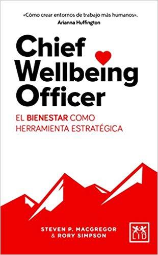 chief wellbeing officer directivo del bienestar