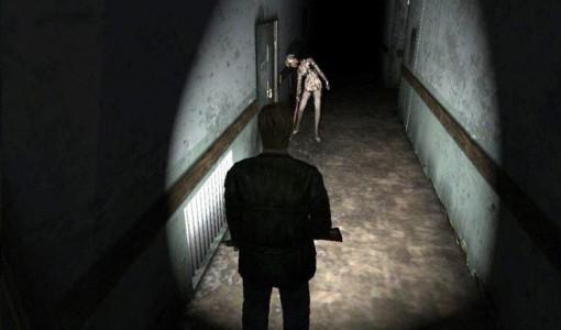 Imagen del videojuego de terror Silent Hill