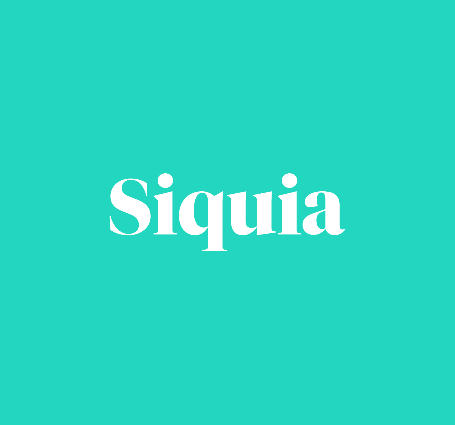 Imagen de Siquia