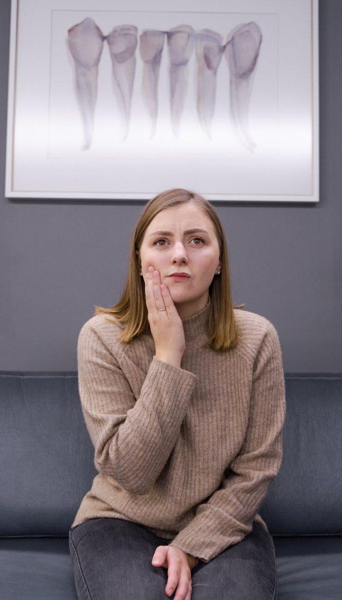 Dolor de mandíbula por ansiedad: qué hacer